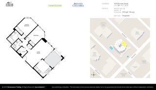 "Photo 11: 204 1010 BURNABY Street in Vancouver: West End VW Condo for sale in ""THE ELLINGTON"" (Vancouver West)  : MLS®# R2258378"