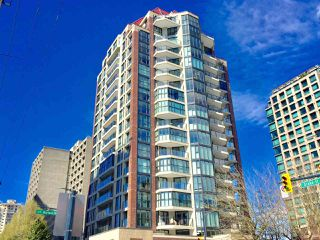 "Photo 1: 204 1010 BURNABY Street in Vancouver: West End VW Condo for sale in ""THE ELLINGTON"" (Vancouver West)  : MLS®# R2258378"