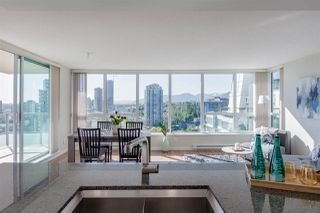 "Photo 2: 2303 2232 DOUGLAS Road in Burnaby: Brentwood Park Condo for sale in ""AFFINITY II"" (Burnaby North)  : MLS®# R2268880"