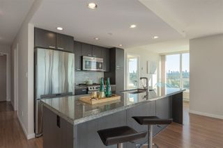 "Photo 6: 2303 2232 DOUGLAS Road in Burnaby: Brentwood Park Condo for sale in ""AFFINITY II"" (Burnaby North)  : MLS®# R2268880"