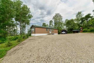 Photo 5: 4428 LAKESHORE Road: Rural Parkland County Manufactured Home for sale : MLS®# E4120445