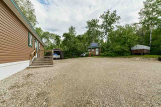 Photo 7: 4428 LAKESHORE Road: Rural Parkland County Manufactured Home for sale : MLS®# E4120445