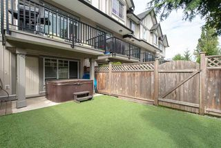 "Photo 17: 35 7090 180 Street in Surrey: Cloverdale BC Townhouse for sale in ""CROSSROADS"" (Cloverdale)  : MLS®# R2306037"