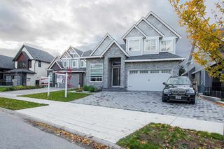 Main Photo: 7473 WILTSHIRE Drive in Surrey: East Newton House for sale : MLS®# R2319561