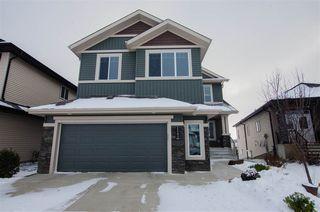 Main Photo: 3563 CLAXTON Crescent in Edmonton: Zone 55 House for sale : MLS®# E4135074