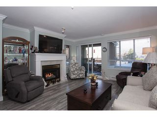 """Photo 3: 205 20448 PARK Avenue in Langley: Langley City Condo for sale in """"James Court"""" : MLS®# R2321619"""