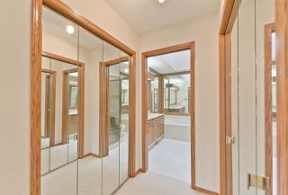 Photo 20: 151 COUNTRY CLUB Place in Edmonton: Zone 22 House Half Duplex for sale : MLS®# E4139678
