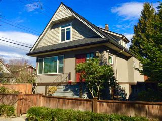 "Photo 1: 2636 PRINCE ALBERT Street in Vancouver: Mount Pleasant VE House for sale in ""Mt Pleasant"" (Vancouver East)  : MLS®# R2346370"
