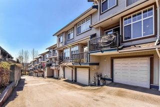 "Photo 20: 2 22466 NORTH Avenue in Maple Ridge: East Central Townhouse for sale in ""NORTH FRASER ESTATES"" : MLS®# R2352760"