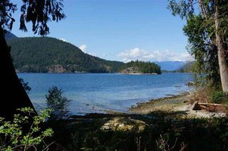 Photo 1: Blk I SECHELT INLET in Egmont: Pender Harbour Egmont Home for sale (Sunshine Coast)  : MLS®# R2354935