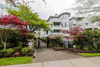 Photo 1: 303 7580 COLUMBIA Street in Vancouver: Marpole Condo for sale (Vancouver West)  : MLS®# R2362047