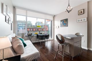 "Main Photo: 506 123 W 1ST Avenue in Vancouver: False Creek Condo for sale in ""COMPASS"" (Vancouver West)  : MLS®# R2363545"