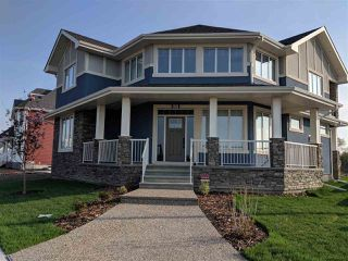 Photo 1: 4209 Veterans Way in Edmonton: Zone 27 House for sale : MLS®# E4159055