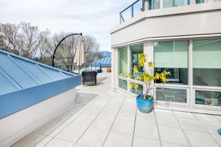 "Photo 4: 611 500 W 10TH Avenue in Vancouver: Fairview VW Condo for sale in ""Cambridge Court"" (Vancouver West)  : MLS®# R2381638"