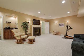 Photo 19: 5 841 156 Street in Edmonton: Zone 14 House Half Duplex for sale : MLS®# E4163761