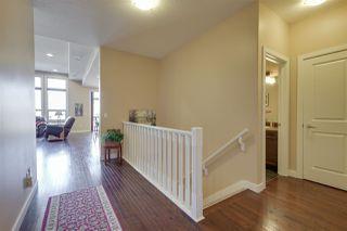Photo 10: 5 841 156 Street in Edmonton: Zone 14 House Half Duplex for sale : MLS®# E4163761