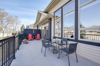 Photo 21: 5 841 156 Street in Edmonton: Zone 14 House Half Duplex for sale : MLS®# E4163761