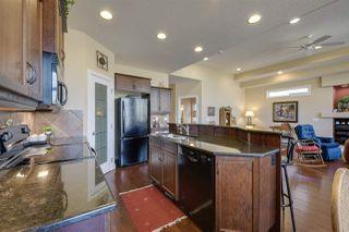 Photo 4: 5 841 156 Street in Edmonton: Zone 14 House Half Duplex for sale : MLS®# E4163761