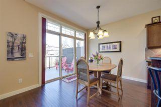 Photo 6: 5 841 156 Street in Edmonton: Zone 14 House Half Duplex for sale : MLS®# E4163761