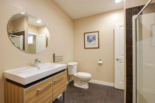 Photo 18: 5 841 156 Street in Edmonton: Zone 14 House Half Duplex for sale : MLS®# E4163761