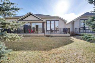 Photo 22: 5 841 156 Street in Edmonton: Zone 14 House Half Duplex for sale : MLS®# E4163761