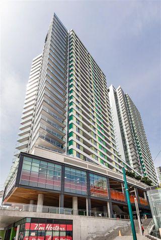 """Photo 1: 1502 489 INTERURBAN Way in Vancouver: Marpole Condo for sale in """"MARINE GATEWAY"""" (Vancouver West)  : MLS®# R2387323"""