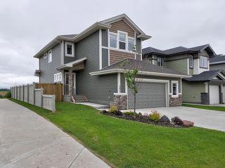 Photo 1: 221 BRICKYARD Cove: Stony Plain House for sale : MLS®# E4165164