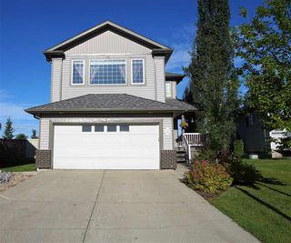 Photo 1: 22 WILLOWBY Close: Stony Plain House for sale : MLS®# E4167261