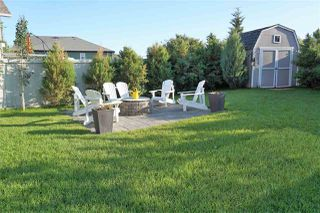 Photo 29: 22 WILLOWBY Close: Stony Plain House for sale : MLS®# E4167261