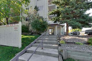 Main Photo: 111 10636 120 Street in Edmonton: Zone 08 Condo for sale : MLS®# E4173799