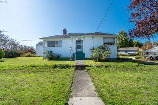 Main Photo: 2601 Burdick Avenue in VICTORIA: OB Estevan Single Family Detached for sale (Oak Bay)  : MLS®# 416521