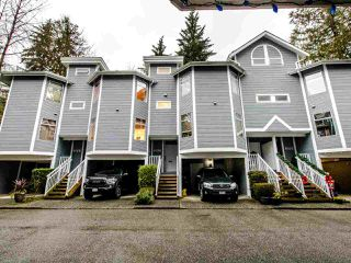 """Main Photo: 9135 RIDGEMOOR Place in Burnaby: Forest Hills BN Townhouse for sale in """"MOUNTAIN GATE"""" (Burnaby North)  : MLS®# R2424265"""