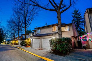 Photo 1: 5884 MAYVIEW Circle in Burnaby: Burnaby Lake Townhouse for sale (Burnaby South)  : MLS®# R2433719