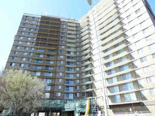 Photo 1: 1515 13910 STONY_PLAIN Road in Edmonton: Zone 11 Condo for sale : MLS®# E4193805