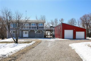 Photo 1: 24018 MUN 48N RD in Ile Des Chenes: House for sale : MLS®# 202007847