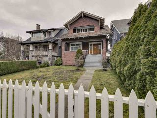 "Main Photo: 3549 W 2ND Avenue in Vancouver: Kitsilano House for sale in ""KITSILANO"" (Vancouver West)  : MLS®# R2528910"