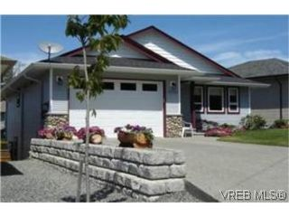 Photo 1: 6726 Charlene Pl in SOOKE: Sk Broomhill House for sale (Sooke)  : MLS®# 477577