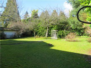 Photo 5: 1259 GORDON AV in West Vancouver: Ambleside House for sale : MLS®# V993487