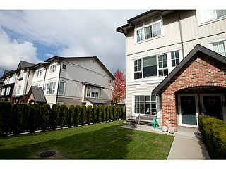 """Photo 1: 58 2450 161A Street in SURREY: Grandview Surrey Townhouse for sale in """"Glenmore"""" (South Surrey White Rock)  : MLS®# F1323418"""