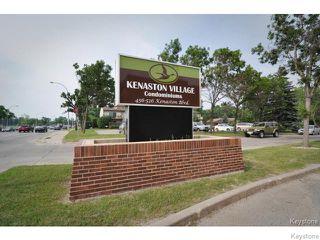 Photo 2: 476 Kenaston Boulevard in WINNIPEG: River Heights / Tuxedo / Linden Woods Condominium for sale (South Winnipeg)  : MLS®# 1403509