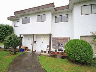 Main Photo: 21460 MAYO Place in Maple Ridge: West Central Townhouse for sale : MLS®# V1085964