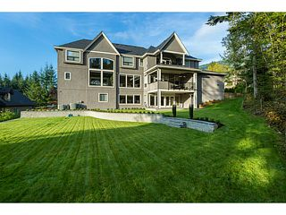 Photo 20: 1025 THOMSON Road: Anmore House for sale (Port Moody)  : MLS®# V1090116
