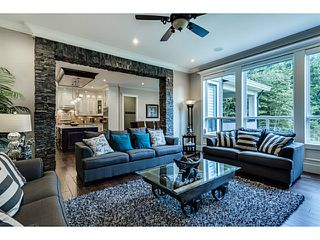 Photo 9: 1025 THOMSON Road: Anmore House for sale (Port Moody)  : MLS®# V1090116
