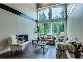 Photo 3: 1025 THOMSON Road: Anmore House for sale (Port Moody)  : MLS®# V1090116