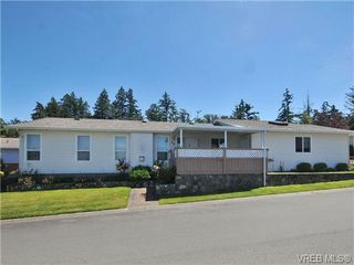 Photo 2: 40 Eagle Lane in VICTORIA: VR Glentana Manufactured Home for sale (View Royal)  : MLS®# 684761