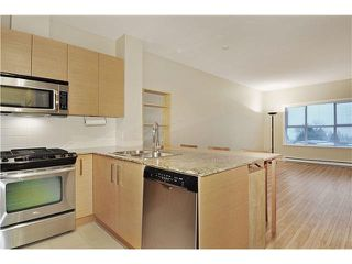 "Photo 6: 408 5775 IRMIN Street in Burnaby: Metrotown Condo for sale in ""MACPHERSON WALK"" (Burnaby South)  : MLS®# V1097253"