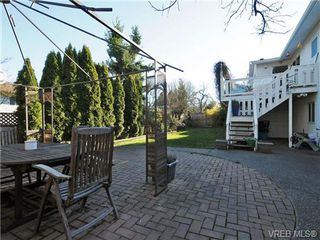 Photo 16: 4021 Hessington Place in VICTORIA: SE Arbutus Single Family Detached for sale (Saanich East)  : MLS®# 347204