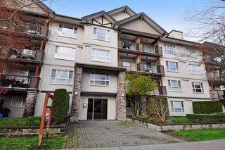 "Photo 1: 301 5465 203RD Street in Langley: Langley City Condo for sale in ""STATION 54"" : MLS®# F1436316"