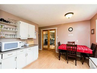 Photo 7: 98 CATHERINE Bay in SELKIRK: City of Selkirk Residential for sale (Winnipeg area)  : MLS®# 1514718