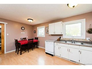 Photo 5: 98 CATHERINE Bay in SELKIRK: City of Selkirk Residential for sale (Winnipeg area)  : MLS®# 1514718